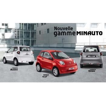 Nouvelle gamme Minauto